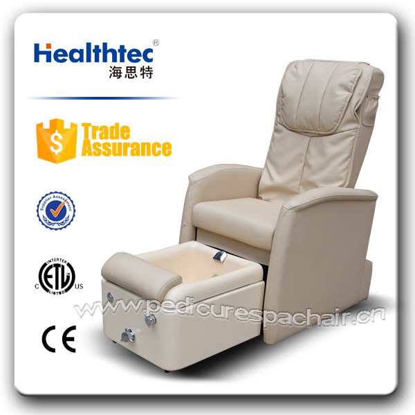 Beauty And Health Care Pedicure Reflexology Chairs With Shiastu Massage