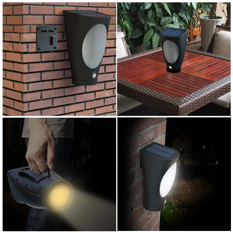 Solar Battery Backup Rechargeable Led Emergency Light For Homes ...