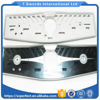 Precision lost wax casting stainless steel cnc milling part