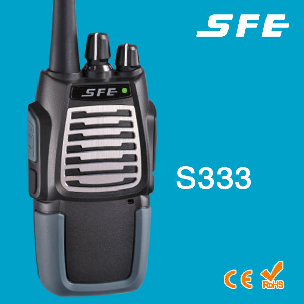 SFE S333 vhf uhf long range two way radio Interphone