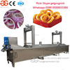 Automatic fried onion processing line onion frying machine fried onion oil removing machine for sale