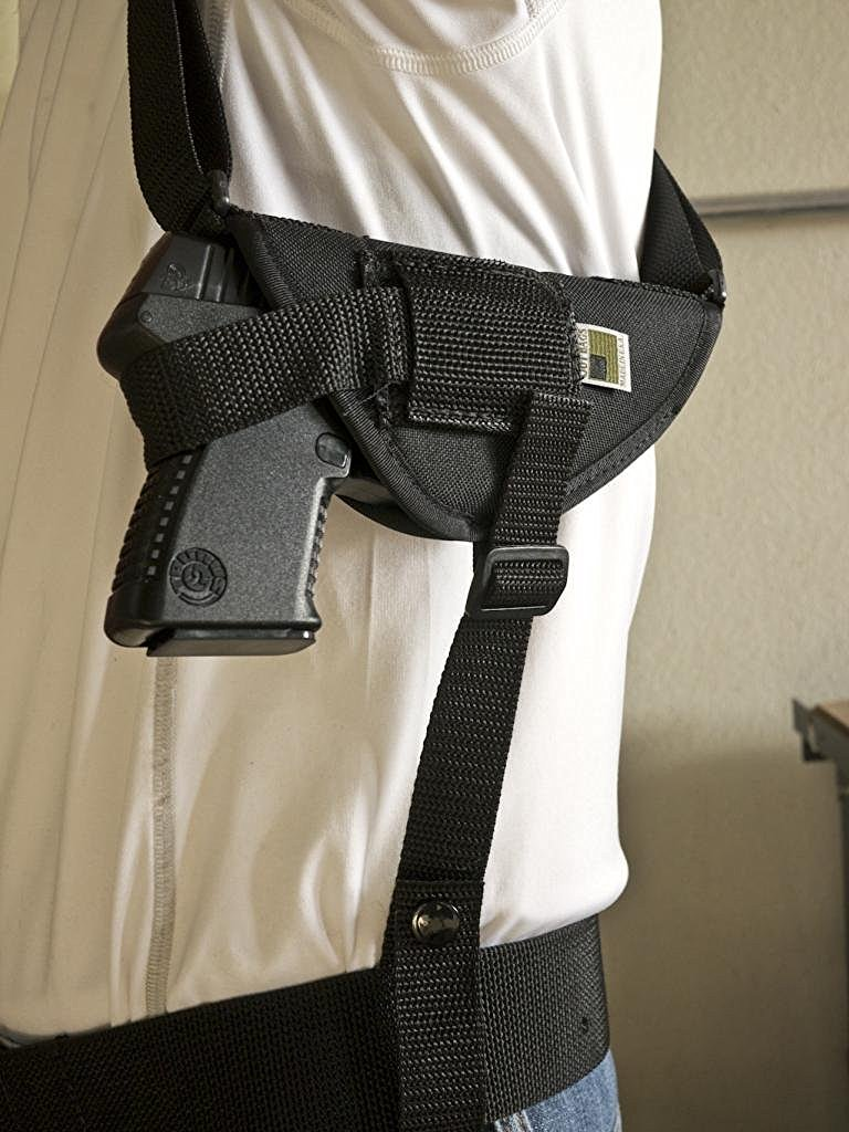 Buy Outbags OB-22SH Nylon Horizontal Shoulder Holster with Double