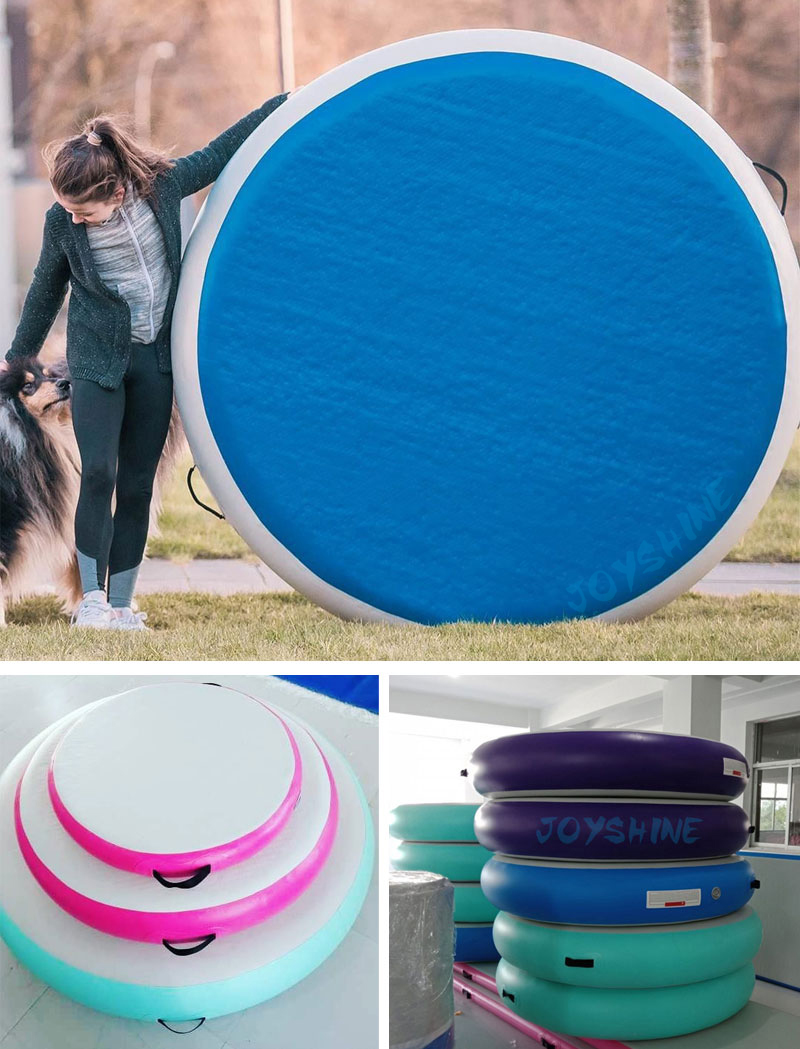 Guangzhou Inflatable Air Track Manufacturer Cheap Inflatable Gym Mat Air Spot Gymnastics Air Track Airspot For Sale