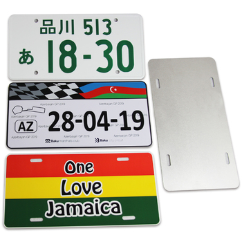 Find License Plate Number By Name >> Souvenir Blank Name New York Aluminum Dubai License Plate Rfid Number Plates And Windscreen Stickers Buy Rfid Number Plates And Windscreen