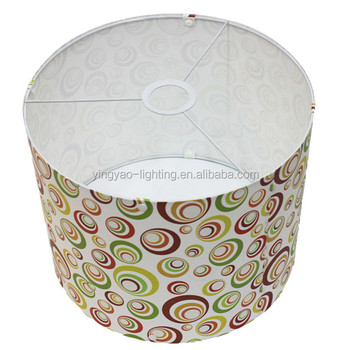 Zhongshan guzhen yingyao lighting lampshade factory lamp shade 3023round plastic pp painted lampshade for hotel lampshade wholesale mozeypictures Gallery