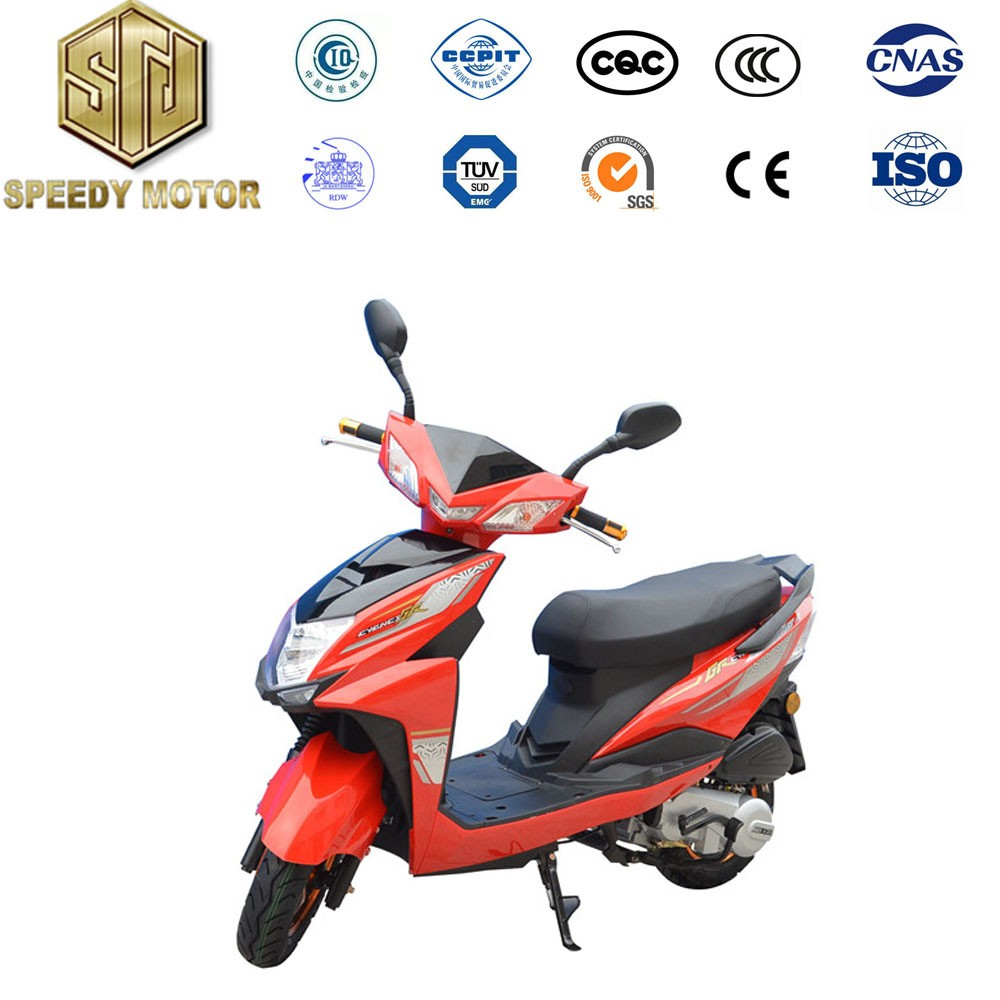 2016 Hot sale air cooled 125cc gasoline scooter