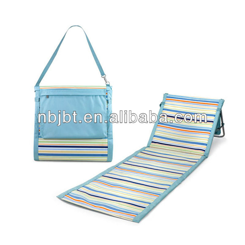 foldable beach lounge chairs mat