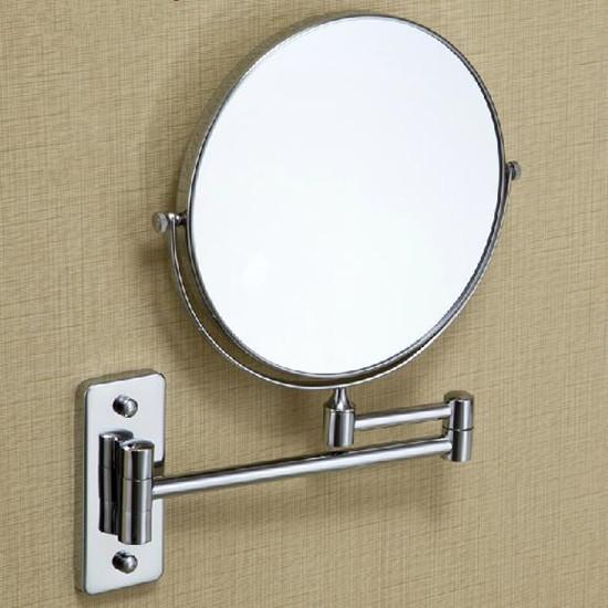 Bathroom Makeup Mirrors: Espelho Xiduoli Copper Double Faced Wall Mounted Bathroom