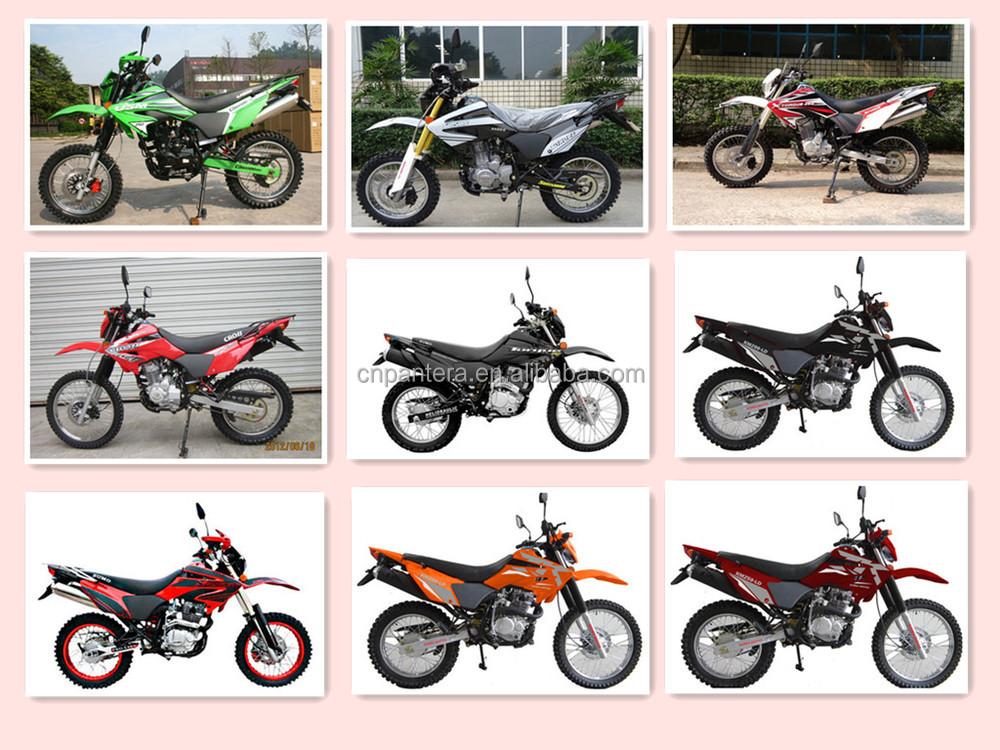Chinese High quality 200cc Four-stroke Gasoline Off Road Motorcycle