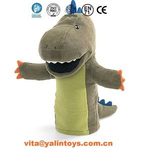 hot sale china factory monster sock hand puppets