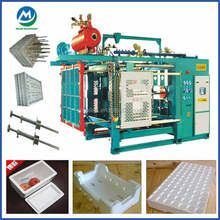 Excellent quality expandable polystyrene box machine