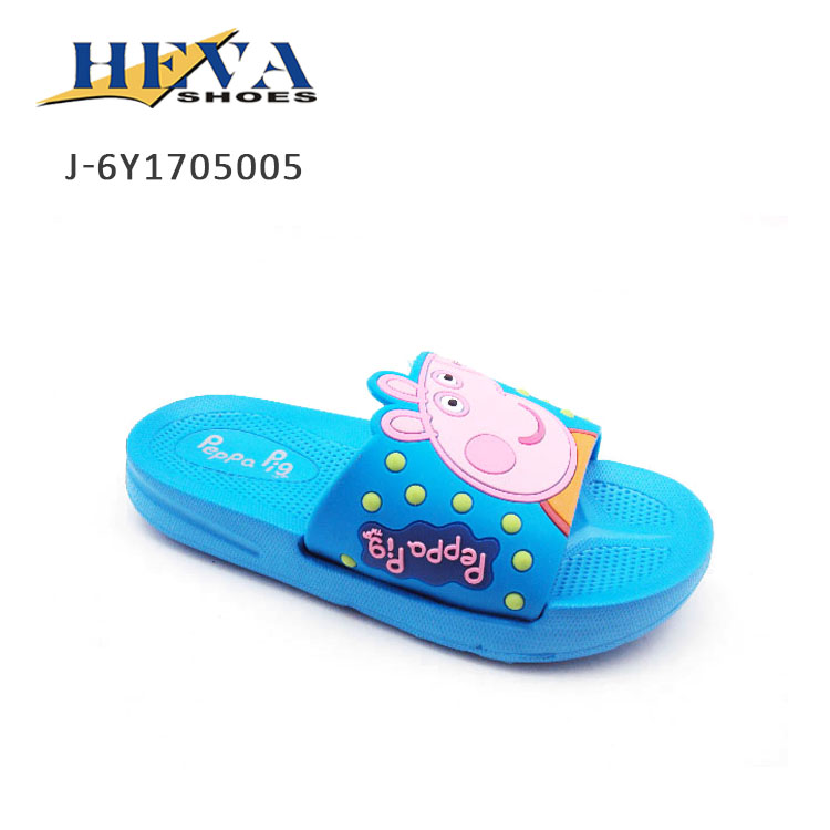 14f25a8f05 Toddler Little Kids Cute Cartoon Slide Sandals Anti-Slip Bath Slippers Home  Slipper Lightweight. FOB Reference Price Get Latest Price