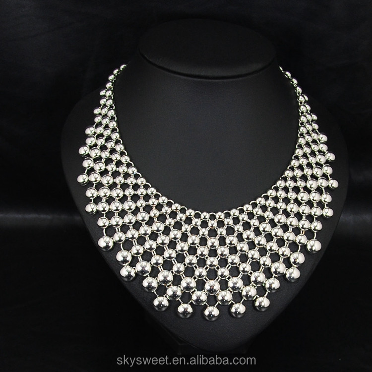 Latest Design Beads Necklace,Bead Necklace Designs - Buy Bead ...