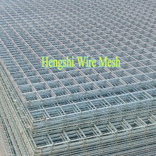 High Quality Heavy Duty 2x4 Galvanized Welded Wire Mesh