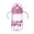Adult baby trainer BPA free 16oz straw sippy drinking cup with lid
