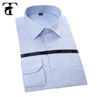 2018 New Arrival 100% Egyptian Cotton Non-Iron Mens Business Formal Shirts