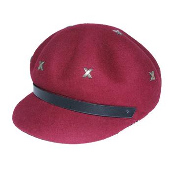 JAKIJAYI brand wholesale hat women wool felt hats for sale cheap cap 3dda5896d03