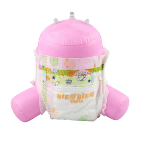 Wholesale Soft Sleepy Comfortable Cloth Disposable Baby Diapers Nappies