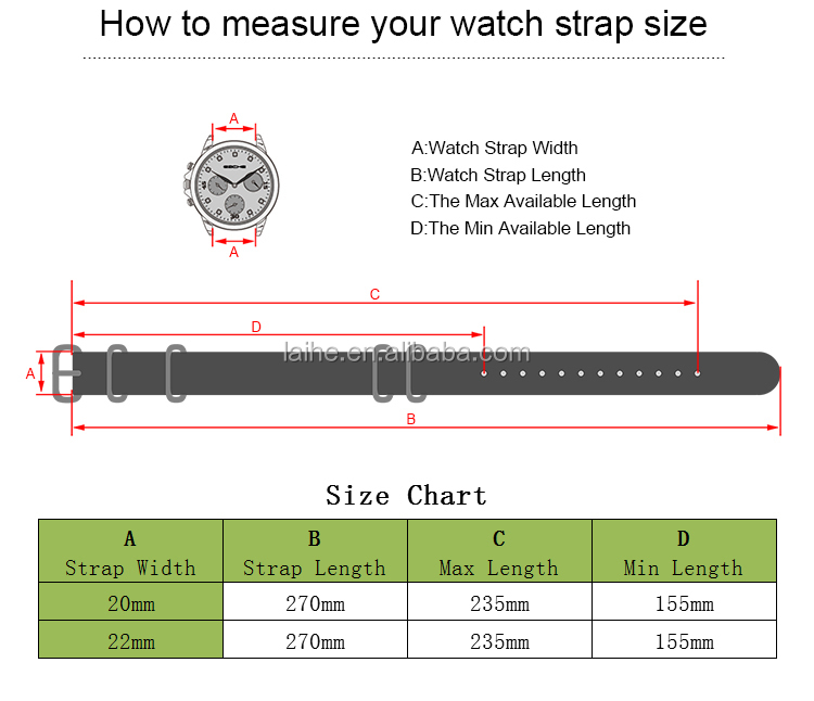 EACHE высокое качество масло дубления кожаный ремешок 20 мм 22 оптовик (наличии) НАТО кожаный ремешок