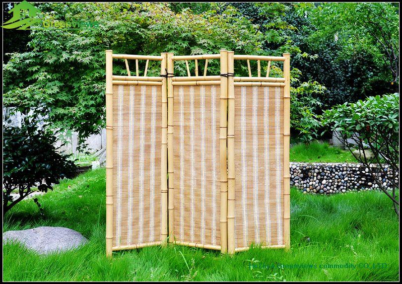 Houseofauracom Bamboo Patio Screen Outdoor