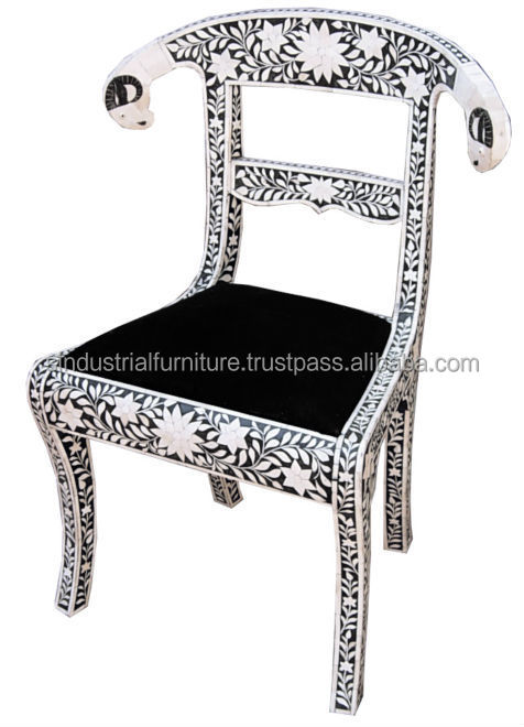 Bone Inlay Chair, Bone Inlay Chair Suppliers And Manufacturers At  Alibaba.com