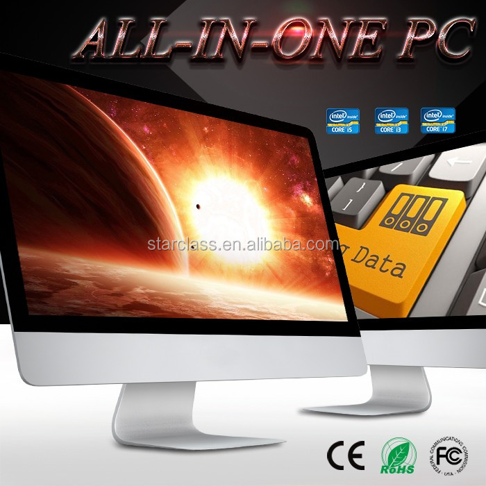 aoc all in one computer 21.5 inch i3 i5 i7 burning on sale ! ALL IN ONE PC