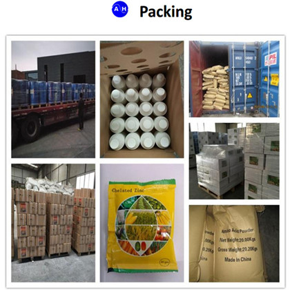 china top quality agricultural amino acid powder fertilizer with chinese supplier