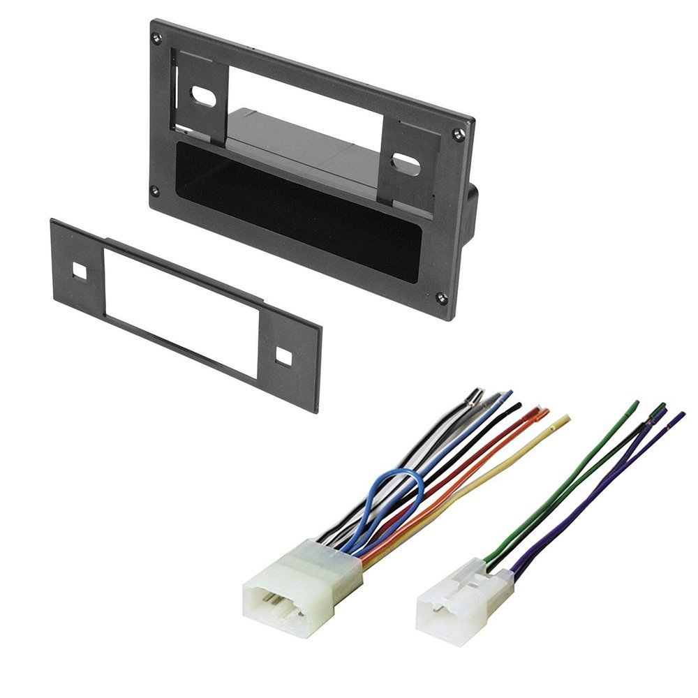 Get Quotations · SCION 2004 - 2006 XA CAR STEREO RADIO DASH INSTALLATION  MOUNTING KIT W/ WIRING HARNESS