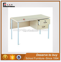 Teacher desk and chair set in office desks,teacher office working table