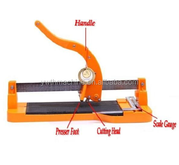 Manual Type Wall And Floor Tile Cutting Machine Manual Ceramic Tile ...