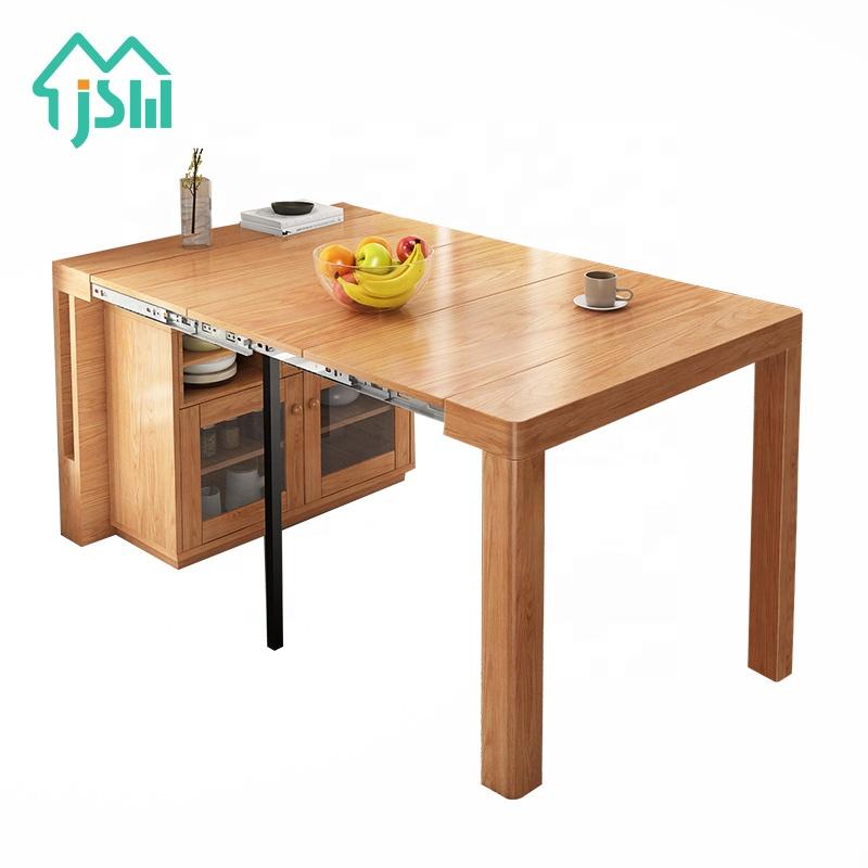 Jasiway simple clásico ahorro de espacio de mesa de comedor ...