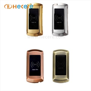 Steel Case Smart Card RFID Locker Lock