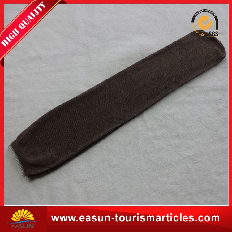 Disposable anti skid best polyester socks for aviation
