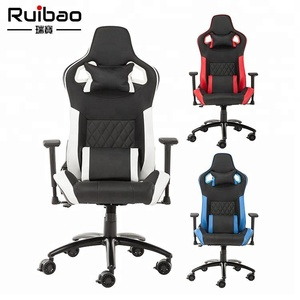 China Manufacturer Computer Office Chair Gaming Producer PC Gamer Chair Cheap Sport Gaming Chair