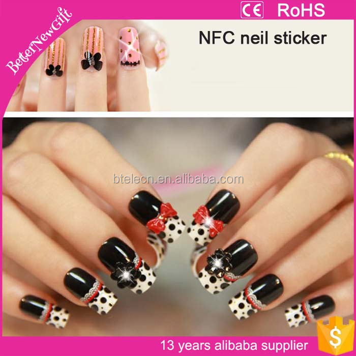 List Manufacturers of Nfc Led Nail Sticker, Buy Nfc Led Nail Sticker ...