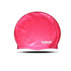Best quality custom soft comfortable cloth swimming caps