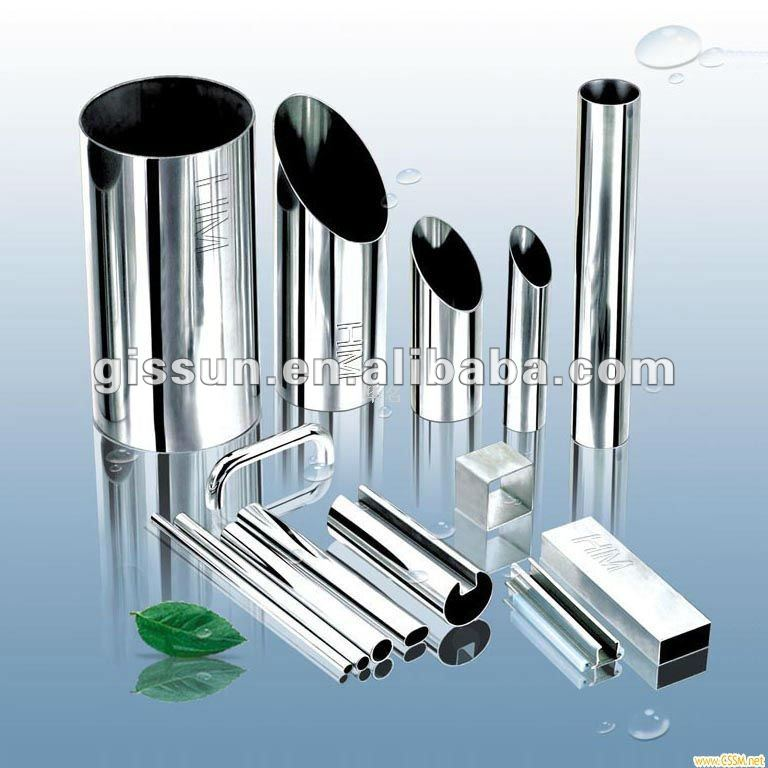 A312 304 Polish Inner and Outside Stainless Steel welded Tube For Food Industry Stainless Steel Seamless Pipe