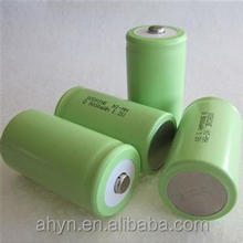 1.2V D9000 mah battery cell Ni-MH high capacity hot!