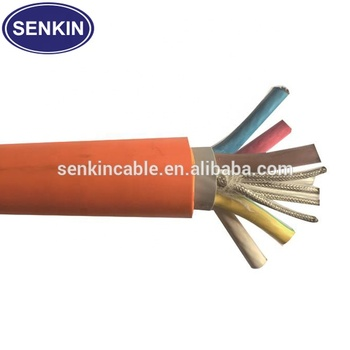 high temperature oil resistance 100% customization silicone rubber jacket fep pfa silicone rubber insulation cable