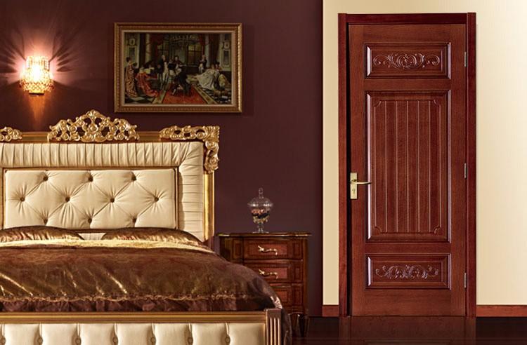 china nogal negro slido puertas de madera modelo indio casa diseo de la puerta principal puerta
