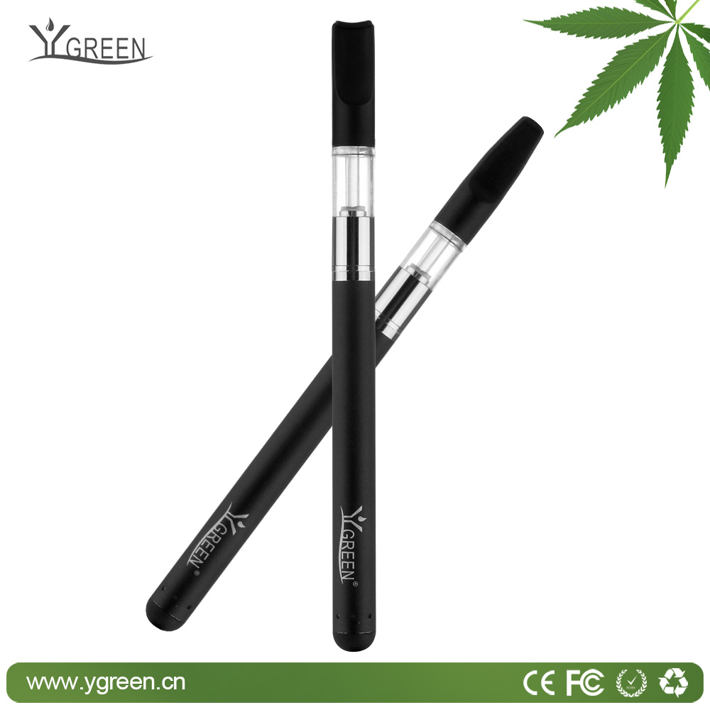 2017 Hot Item 0.4/0.5ml cbd oil Cartridge Empty CBD Extract 510 Vape Pen Packing in Plastic Tube Hemp Vaporizer