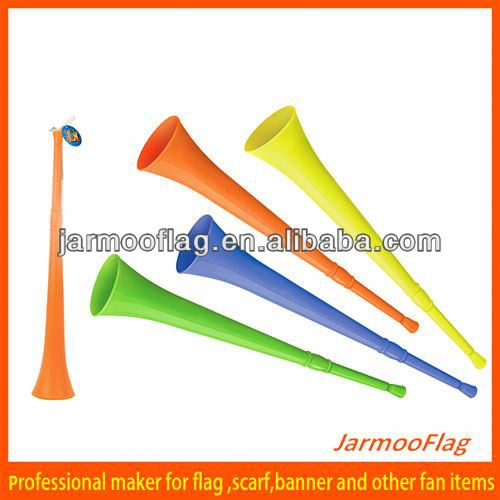 football cheering vuvuzela trumpet