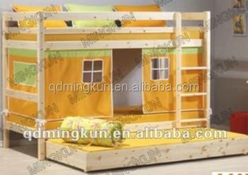 Etagenbett Zelt : Kinder aus holz etagenbett mit zelt hang leiter buy product on