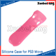 Silicone Protective Case for PS3 Move Motion Controller Pink