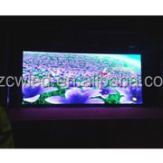 High resolution P5 indoor LED advertising digital display board with Aluminum Cabinet