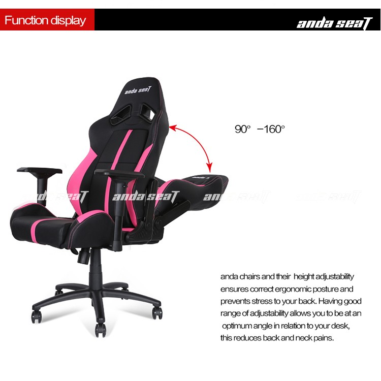 hottest gamer chair pc gaming chair pink chair adr7