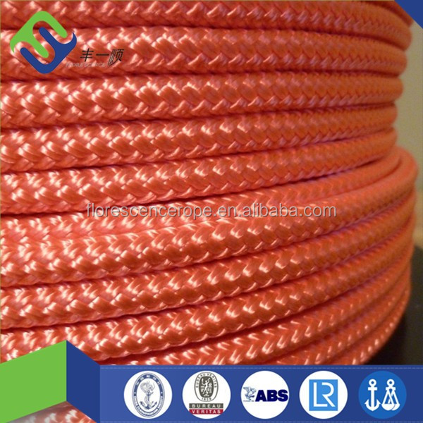 Polyester rope braided soft polyester rope for cell phone sock