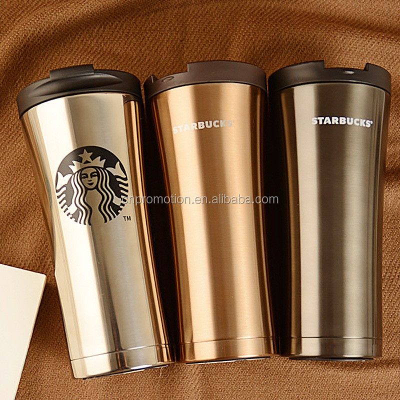 Starbucks Stainless Steel Double Wall Insulated Thermal