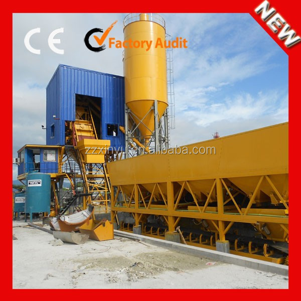 2015 Xinyu 35m3/h concrete batching plant cement weighing hopper