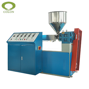 China Manufacturer Plastic PLA PP PE Drinking Straw Making Machine